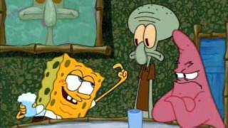 tik tok sponge bob