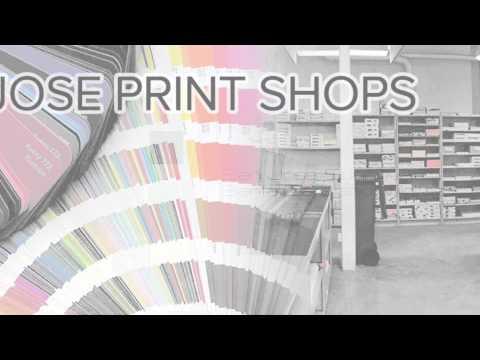 San Jose Print Shops – The Best Print Shops in San Jose