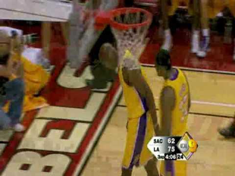 NBA Pretemporada 15/10/2009 - Sacramento...