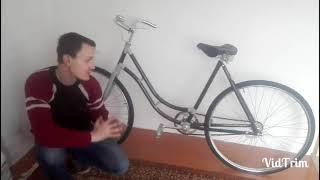 Historické kolo, renovace, další mazlík :-)