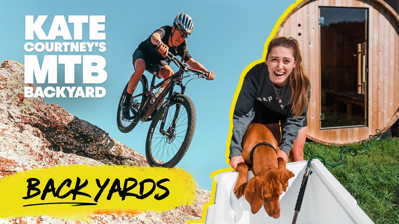 Kate Courtney's Backyard Is The Birthplace Of Modern Mountain Biking | Red Bull Backyards