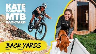 L'arrière-cour de Kate Courtney est le berceau du vélo de montagne moderne   Cours Red Bull
