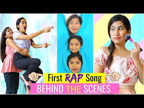 The RAP Song - ANAYSA BEHIND The SCENES | #Beauty #Fashion
