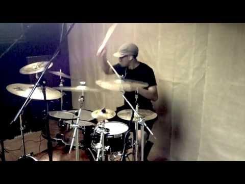 Tasha Cobbs-Happy Drum Cover
