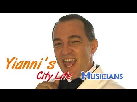 Yianni's City Life - Musicians - Cabaret - David Watkins
