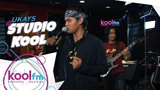 UKAYS - Kekasihku Di Menara (LIVE) #studiokool