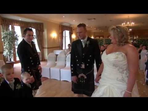 Lisa & Alex - Garvock House Hotel - 5th April 2014 - Full Wedding