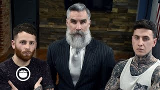 Two Barbers One Cut