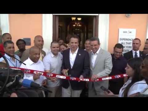 Governor Cuomo Opens Trade and Tourism Office in Puerto Rico