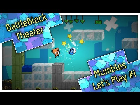 Kitty Cat Attack! - Battle Block Theater - MumblesVideos Let's Play #1