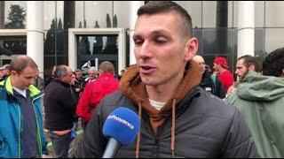 Plus d'une centaine d'agriculteurs mobilisés à Avignon