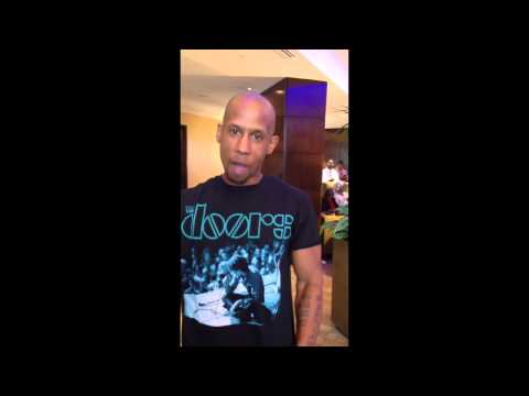Hussein Fatal's Father's Day shout out. June 15, 2014