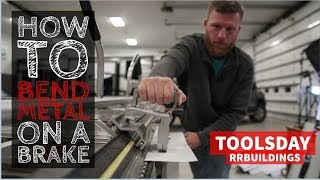 Toolsday: How to bend 5 common trims on a brake
