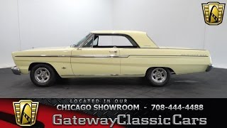 1965 Ford Fairlane 500 Gateway Classic Cars Chicago #1078
