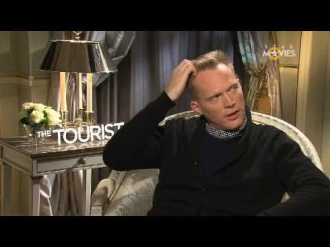 STAR Movies VIP Access: Paul Bettany - The Tourist