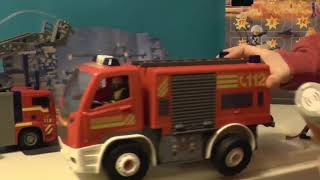 The blues engineer presents: model former clip 18 -FIREFIGHTER-