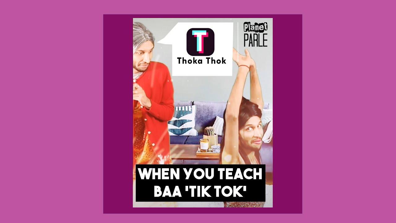 Download Baa & Sweetie - When Sweetie Teaches Baa 'Tik Tok'