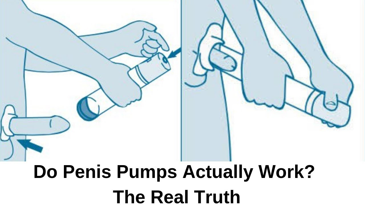 Colt big man penis pump system