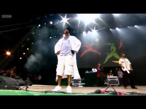Wu-Tang Clan in Glastonbury festival 2011 full