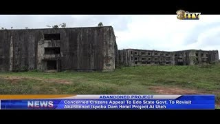 Concerned citizens appeal to EDSG to revisit abandoned Ikpoba Dam Hotel Project thumbnail