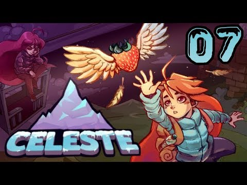 Celeste Playthrough with Chaos Part 7: Temple of Darkness