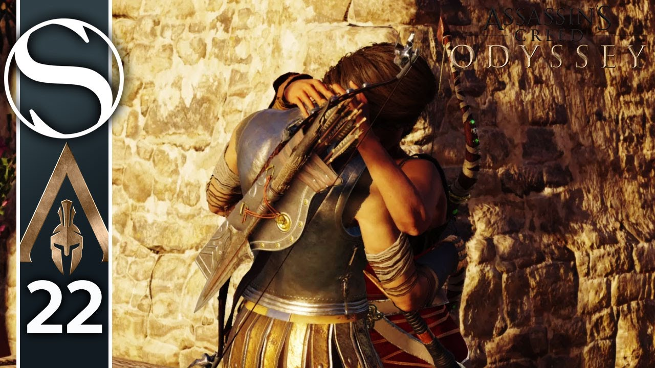 Hot And Steamy Assassin S Creed Odyssey Gameplay Part 22 Youtube