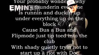 Eminem ft. Busta Rhymes - I