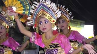 Tari Bali Kembang Girang