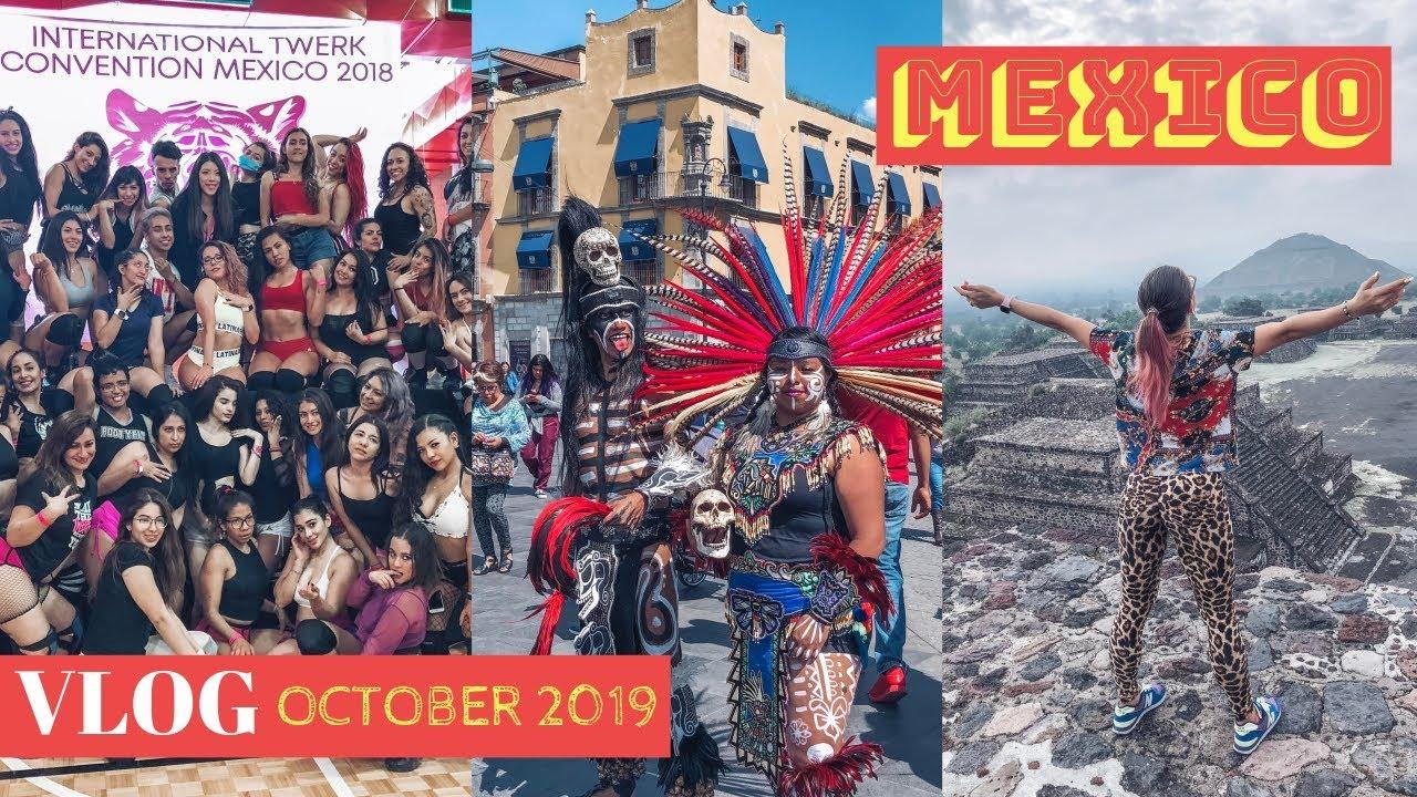 Mexico Travel Vlog by DHQ Kris Moskov from Aussie Twerk