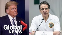 Coronavirus outbreak: New York Governor Cuomo says he had 'productive meeting' with Trump | FULL