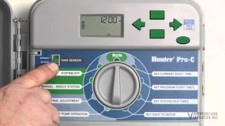 Rain Sensor Bypass