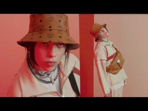 MCM AW-19 Campaign Featuring Billie Eilish