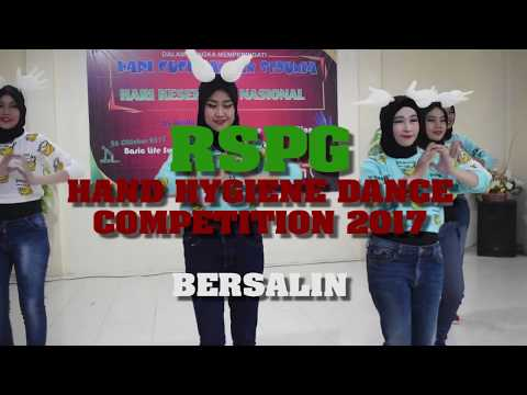 RSPG Hand Hygiene Dance Competition 2017 Bersalin