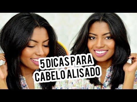 5 Dicas De Cuidados Para Cabelo Crespo Alisado Por Camila Nunes