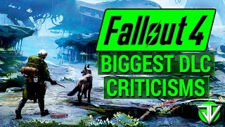 FALLOUT 4: Top 3 BIGGEST CRITICISMS of DLC Announcement! (Season Pass Price, Cut Content, and More!)