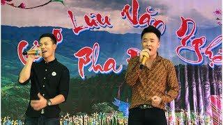 Quàng Phong Hạo if Lò Văn Mây live Piến Chằư |Thay Lòng Giao Lưu Văn Nghệ Trên Pha Đin Pass