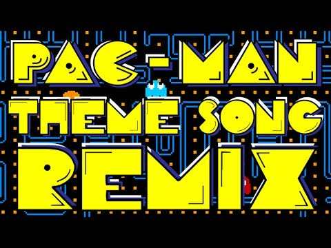 PACMAN THEME SONG REMIX (W/ DOWNLOAD LINK) [PROD. BY @ATTICSTEIN]