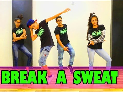 BREAK A SWEAT | choreography | @PODA (PACIFIC OCEAN DANCE AC