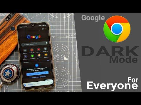 Google Chrome Dark Mode For EVERYONE | Step By Step Easy Procedure
