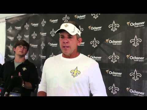 Saints coach Sean Payton on Bill Belichick and the Patriots