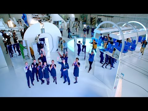 Behind the Scenes: American Airlines Safety Video
