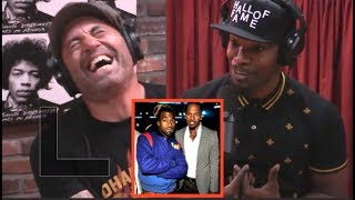 Jamie Foxx on Throwing a 400 Party for Diddy Meeting Kanye for the First Time - Joe Rogan