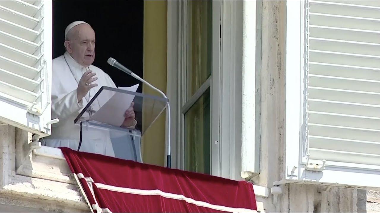 Papa Francisco reza y muestra cercanía al pueblo de Nicaragua tras atentado en Catedral.
