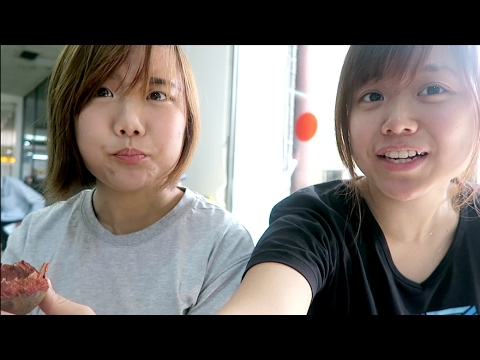 MY SISTERS COME TO JAKARTA, INDONESIA! | DAY #1: Food, food, & FOOD
