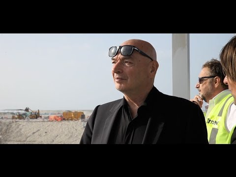 Video: The architect behind the Louvre abu Dhabi