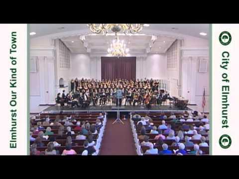 EOKT 1224 Elmhurst Choral Union Concert and Orchestra