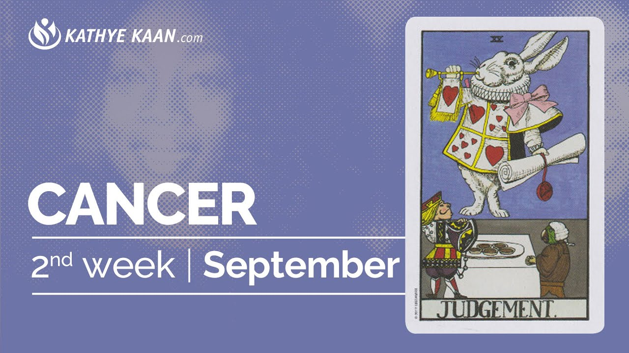 cancer weekly 9 to 15 tarot reading december 2019