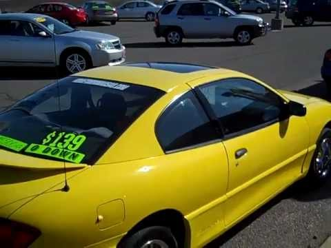2004 Pontiac Sunfire Sunroof Coupe Hometown Motors Of