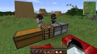Хозяины деревни - Minecraft | Millénaire №1