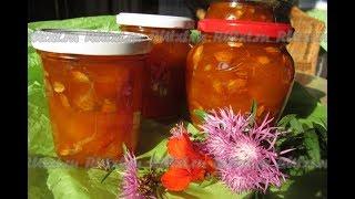 видео абрикосовое варенье с косточками